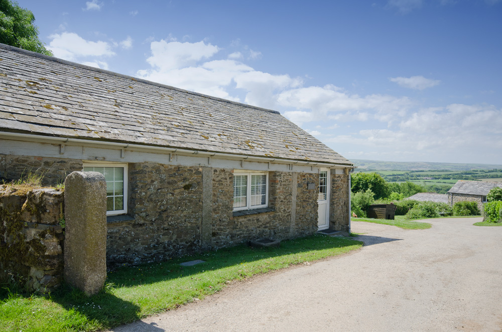 Bramble Cottage Exterior