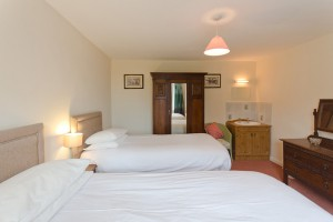 Peartree Twin Room